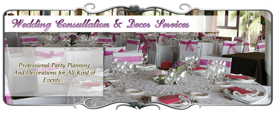 party planning decorations weddings birthdays kissimmee fl